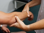 Thumbnail bij Tennisarm (laterale epicondylitis)