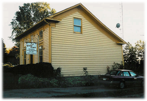 Geboortehuis D.D. Palmer