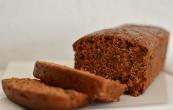 Bekijk het product: Halve kruidkoek met rozijnen