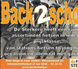 Foto bij Back 2 School