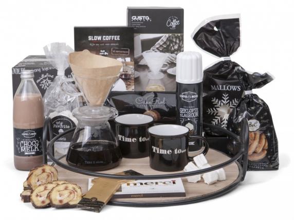 Foto van Koffie pakket