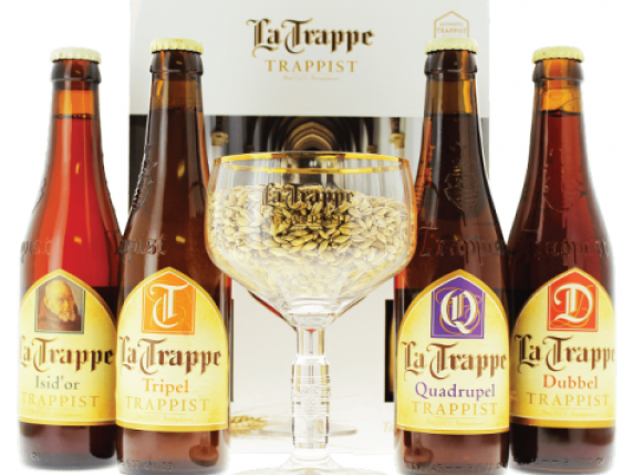Foto van La Trappe Giftset 4