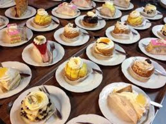 Foto van Gesorteerd gebak
