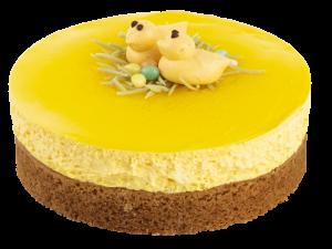 Foto van Desserttaartje