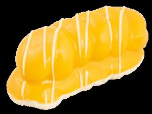 Foto van Glutenvrij sinaasappel schuimgebakje