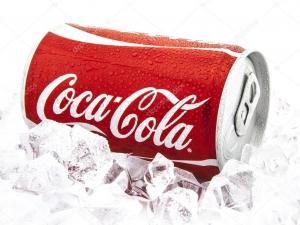 Foto van Coca cola