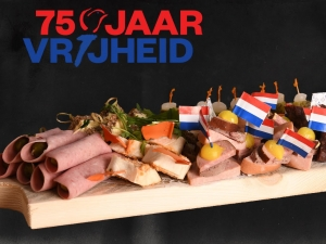 Foto van Hollandse hapjes
