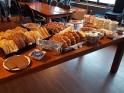 Foto bij Luxe ontbijt - buffet voor de Brandweer