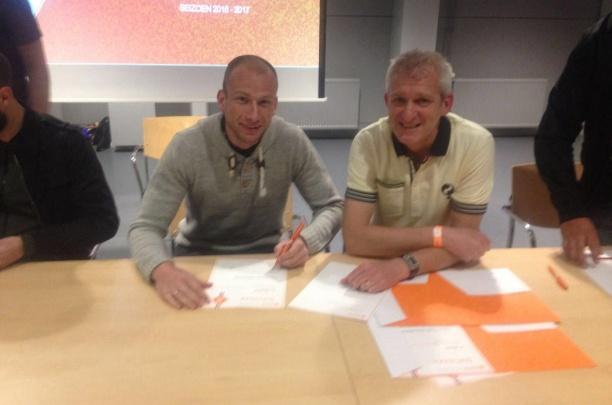 Jan Borghuis behaalt trainersdiploma