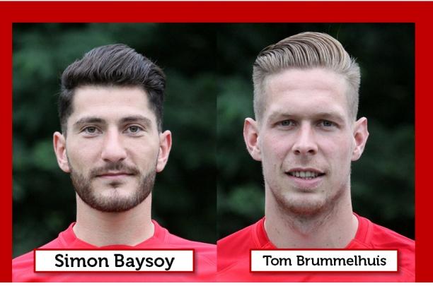 Weekjournaal: Simon Baysoy en Tom Brummelhuis stellen zich voor
