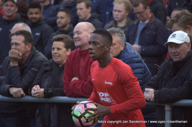 ''De ware Alfaro Vlijter hebben de Excelsior'31 supporters nog niet gezien''