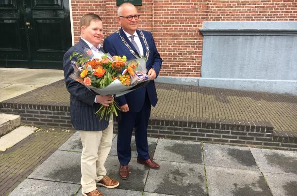 Ryan Eertink benoemd tot Lid in de Orde van Oranje-Nassau
