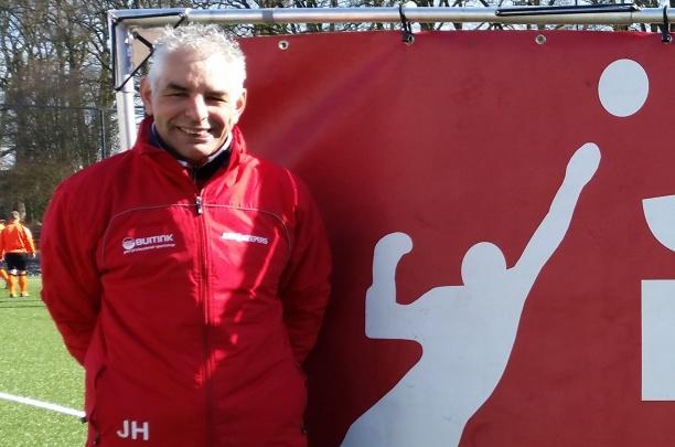 John Hafkamp nieuwe keeperscoördinator jeugd