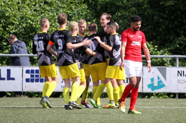Excelsior'31 verliest na ruime voorsprong van Staphorst (4-5)