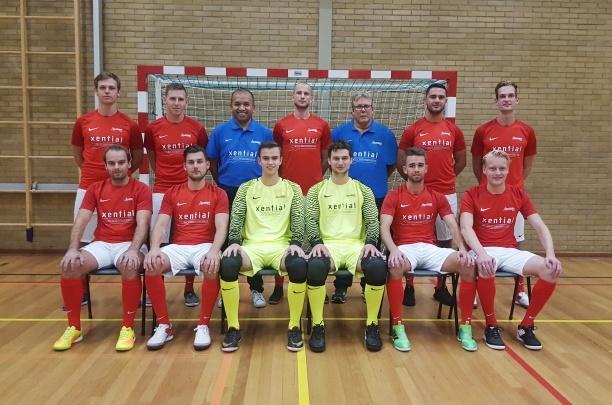 Zaalvoetballers Excelsior'31 promoveren naar eerste divisie