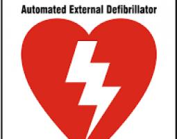 Afbeelding bij AED training