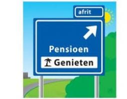 Afbeelding bij Pensioen Jan Hamerlinck en Willem Slooijer