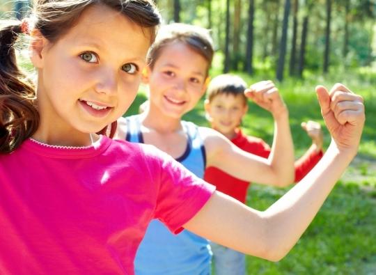 Foto bij Functioneel kracht meten bij kinderen