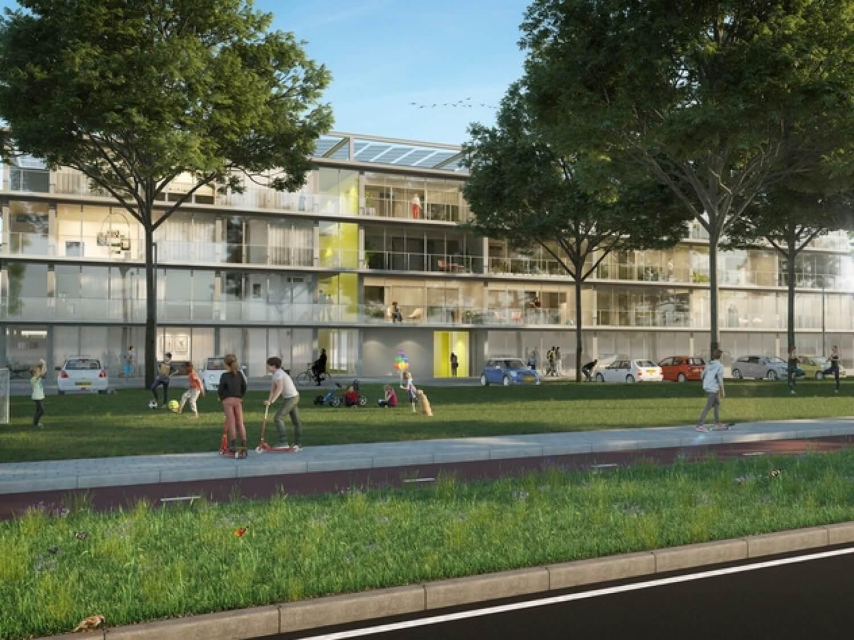 2x 31 appartementen Den Bosch