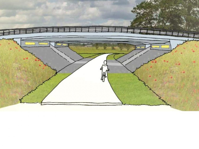 Viaduct Almere
