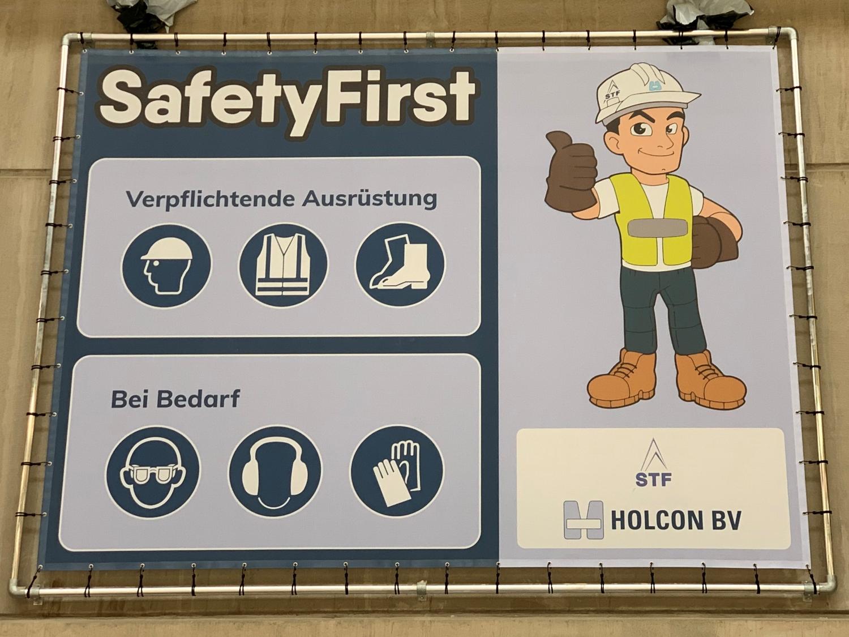 Aftrap Safety First