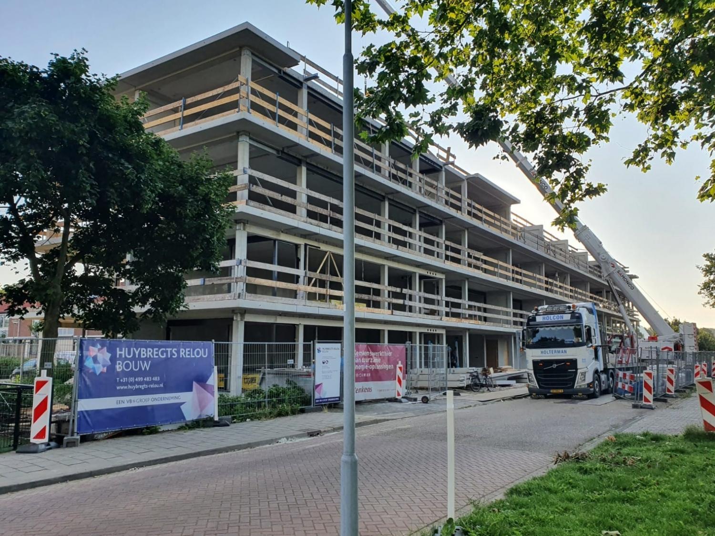 Den Bosch 2x 31 appartementen