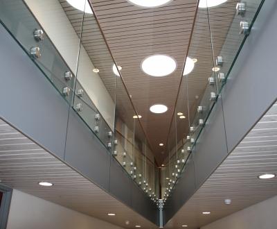 Afbeelding bij Glashekken balustrade