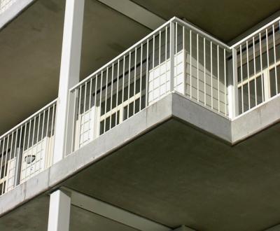 Afbeelding bij Spijlenhekken balustrade