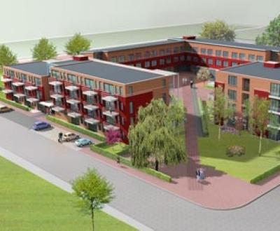 Foto bij Zorgcentrum De Hullen