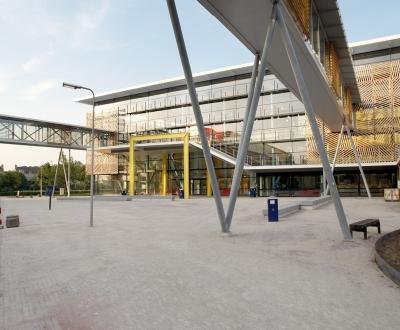 Afbeelding bij Uitbreiding hogeschool Windesheim