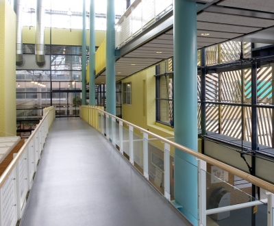 Foto bij Uitbreiding hogeschool Windesheim