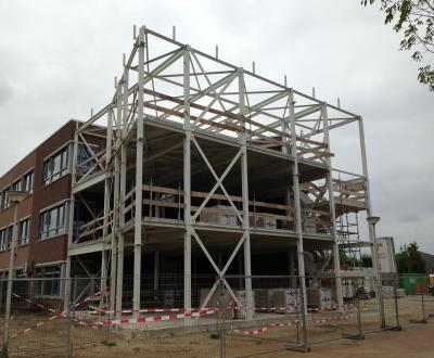 Afbeelding bij Uitbreiding Jacobus Fruytierschool