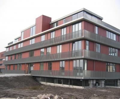 Foto bij 2x 14 Appartementen Heuvelpark