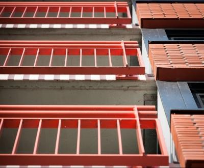 Foto bij 40 Appartementen de Spiegel