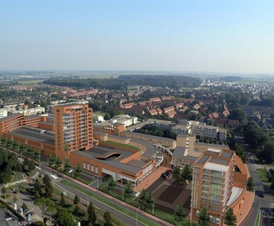 Afbeelding bij Winkelcentrum Zwolle-Zuid