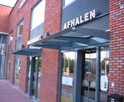 Foto bij Winkelcentrum Zwolle-Zuid