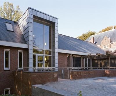 Afbeelding bij Uitbreiding Parkgebouw