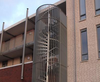 Foto bij 30 Appartementen de Schakel