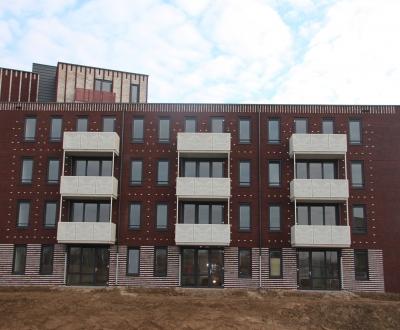 Foto bij 48 appartementen Dalida