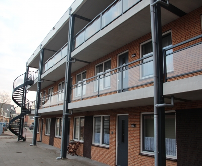 Foto bij 22 appartementen Kromme Akker