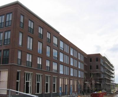 Foto bij 200 Appartementen De Laak