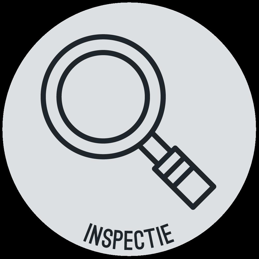 Inspectie en Metingen Icoon