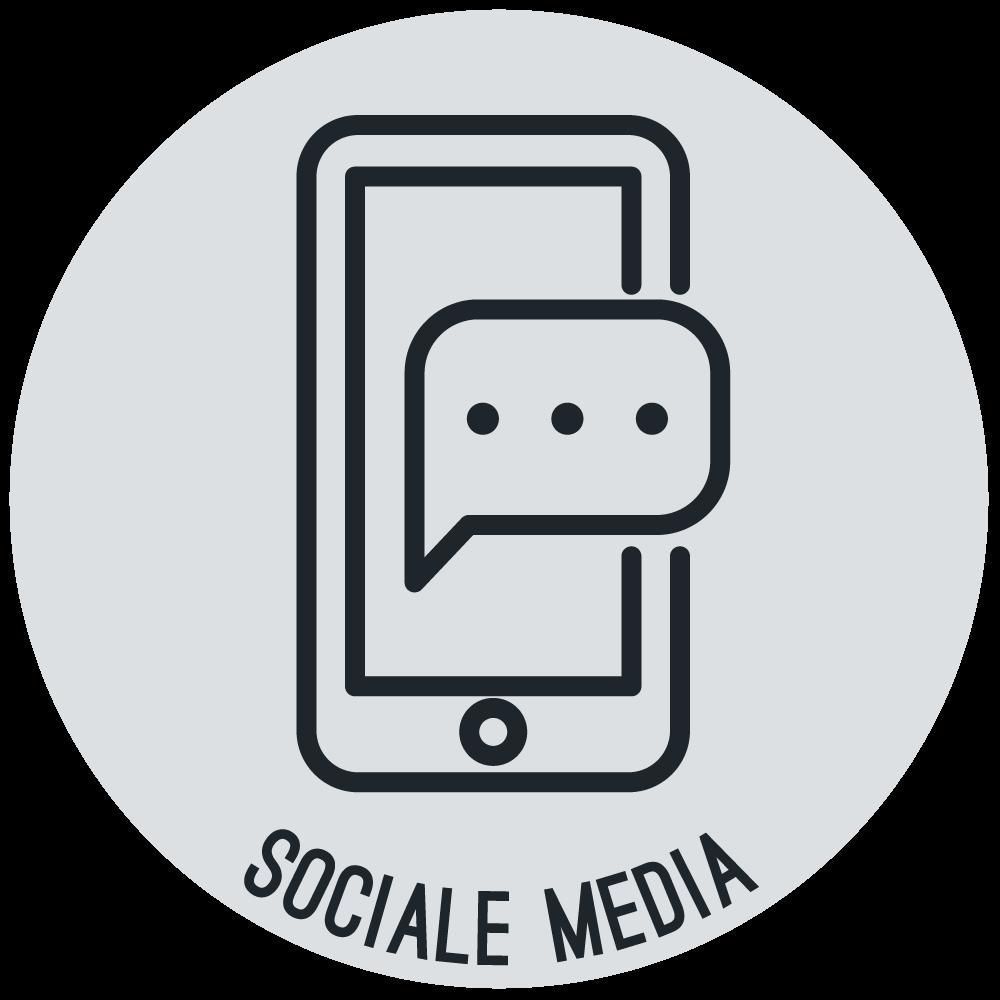 Sociale Media Icoon