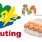 Scouting Vriezenveen doneert eieren!