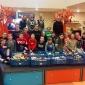 Kinderen CBS Shalom Vriezenveen in actie voor Manna