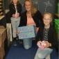 Sam en Liz voeren actie voor Happy Kids
