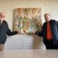 Dubbink Drive In overhandigt opbrengst muziekbingo aan Stichting Manna
