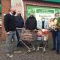 Gratis winkelen voor Stichting Manna dankzij DOS'37 en supermarkt Mulder