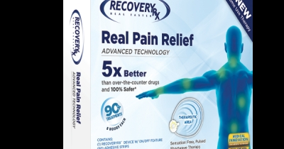 PEMF Pijn therapie Recovery RX