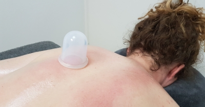 Siliconen cupping massage